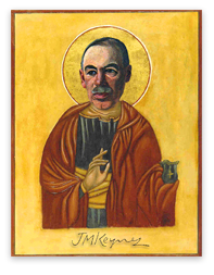 Keynes as the Ikon
