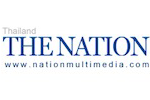 the nation logo finance economy