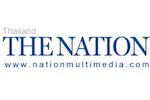 the nation logo finance economy